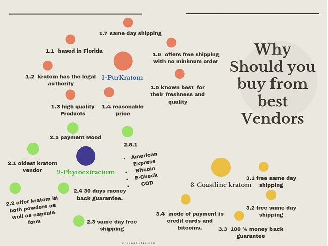 Why should you buy from best vendors