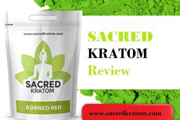 Sacred Kratom Review – Why You Should Buy From Them?