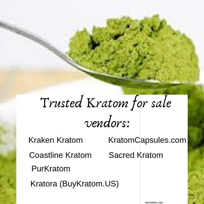 Trusted Kratom for sale vendors_