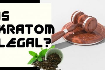 Is Kratom Legal?