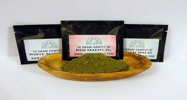 Apex kratom products