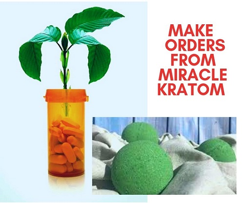Buy from Miracle Kratom