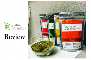 Inland Botanicals Is Standsout For Its 4 Potent Kratom Strains.