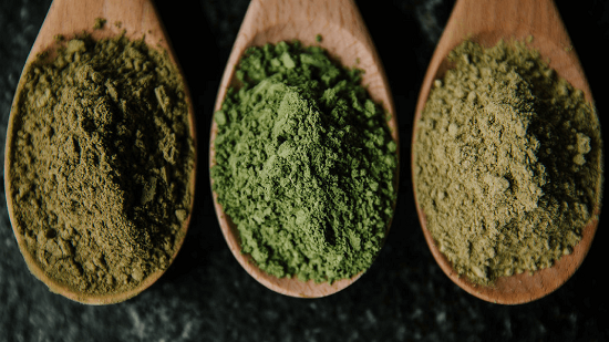 Kratom Powders