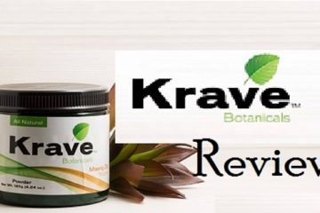 Krave Kratom review