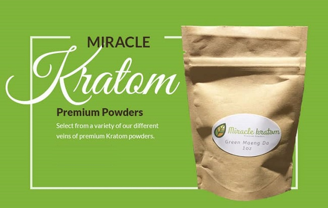 Miracle Kratom product