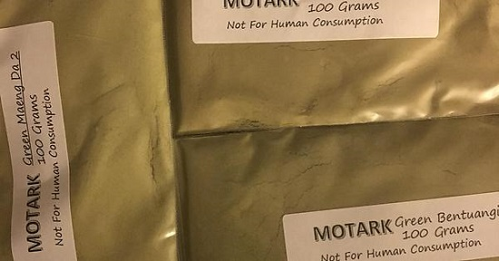 Motark Kratom products