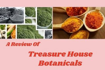 Treasure House Botanicals Products Review & Coupons