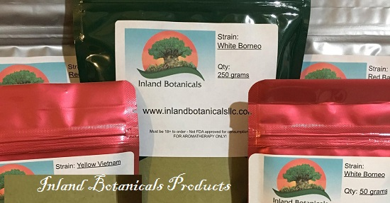 inland botanicals products