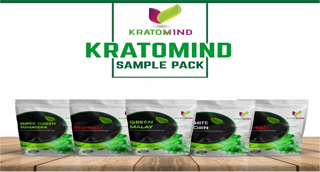 kratomind products