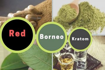 About Red Borneo Kratom