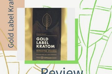 Gold Label Kratom Review