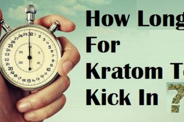 How Long For Kratom To Kick in