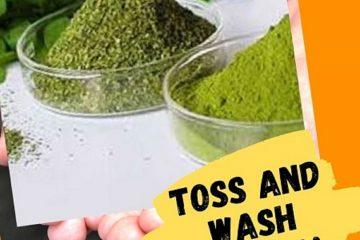 Toss And Wash Kratom