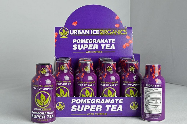 Urban Ice Organics benefits