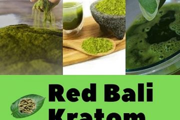 Everything You Need to Know About Red Bali Kratom