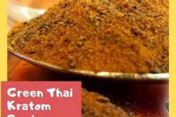 Green Thai Kratom Review